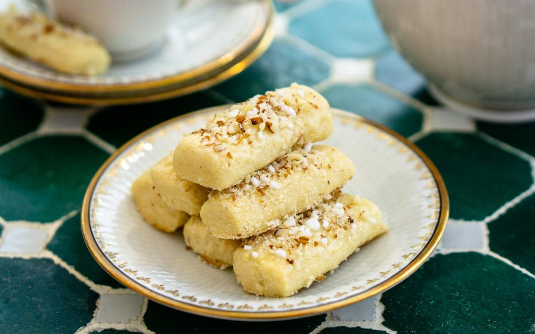 Finnish sticks — a very Swedish cookie?